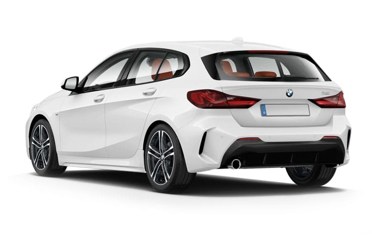 BMW 1 Series 118 Hatch 5Dr 1.5 i 136PS M Sport 5Dr Manual [Start Stop] back view