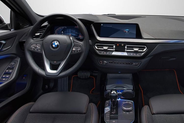 BMW 1 Series 118 Hatch 5Dr 1.5 i 136PS M Sport 5Dr Manual [Start Stop] inside view